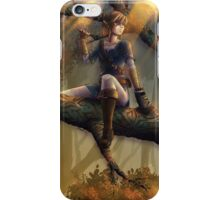 Zelda Wii U iPhone Case/Skin