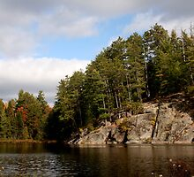 In algonquin park 1 by monaiman