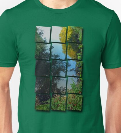 Reflections of my life | landscape photography Unisex T-Shirt