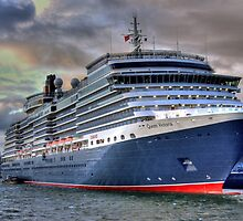 Queen Victoria by Steve Humby