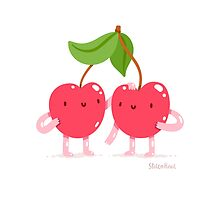 Cherry twins by stolenpencil