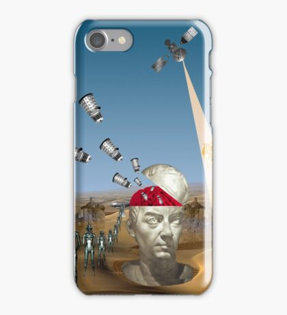 I've got Dalek's on my mind iPhone Case/Skin