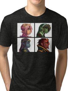 Hyrule Days Tri-blend T-Shirt