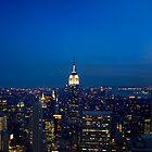 New York City by GeeNiusPix