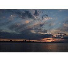 Toronto Sunrise Photographic Print