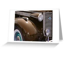 Buick Special Greeting Card