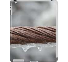 Is It Me Or Is It Cold In Here? iPad Case/Skin