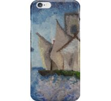 Venice port in Italy iPhone Case/Skin