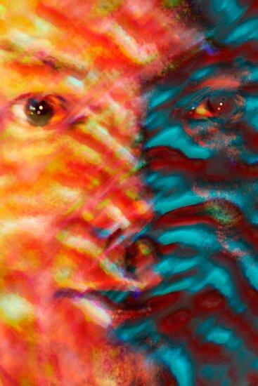 Beyond The Wild Frontier by Scott Ruhs