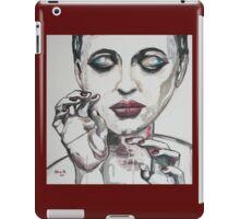 Feeling my Way Through the Darkness iPad Case/Skin