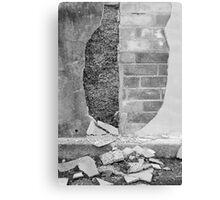 Broken Render Canvas Print