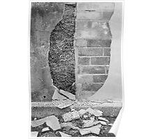 Broken Render Poster