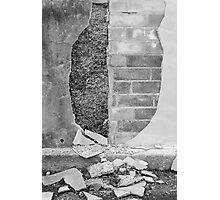 Broken Render Photographic Print