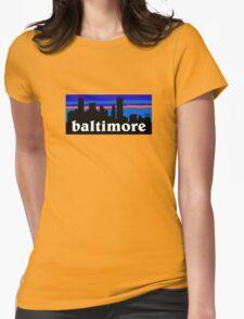 Baltimore, skyline silhouette T-Shirt