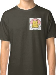 Pokemon - Chubby Pikachu Classic T-Shirt
