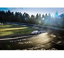 Aston Martin, Karussell Full-Colour Photographic Print