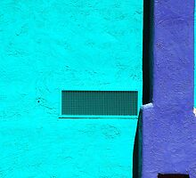 Wall, Vent, Tucson, Arizona by fauselr