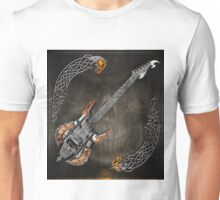 Celtic Warrior Guitar 2.0 Unisex T-Shirt