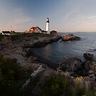 Portland Headlight by VLFatum