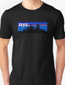 NYC, skyline silhouette T-Shirt