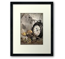 Faded memories . . . Framed Print