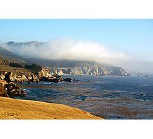 Coastal Gold Photographic Print