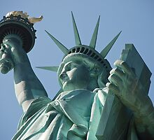 Lady Liberty by dangelographics
