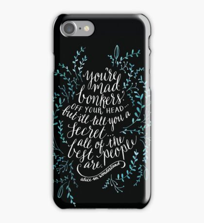 Bonkers iPhone Case/Skin