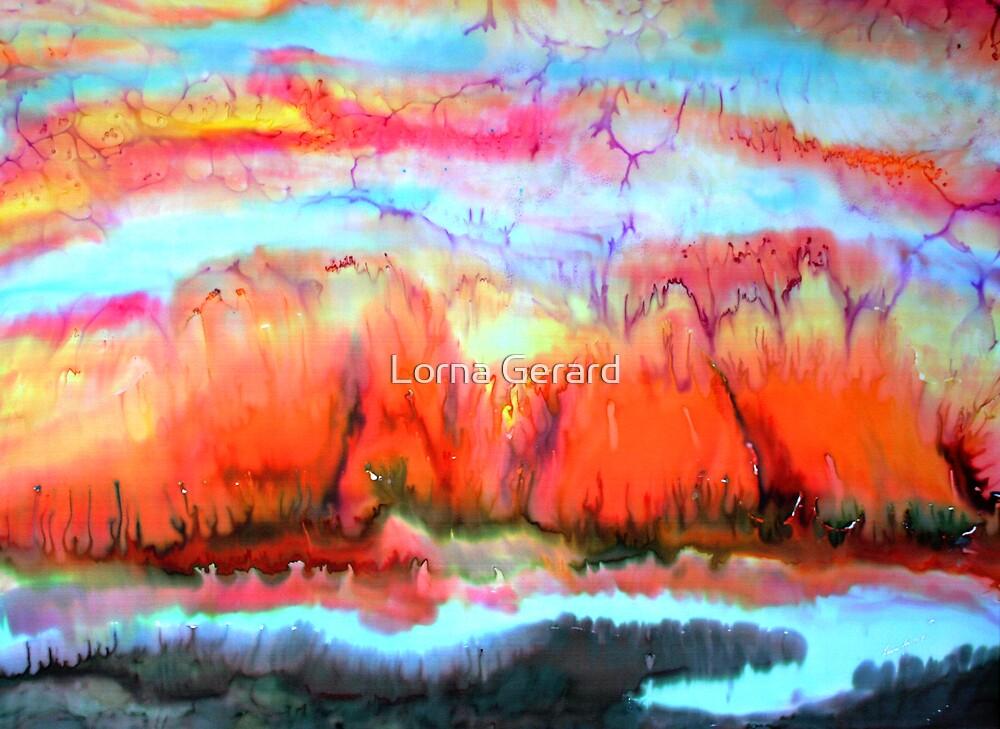Uluru by Lorna Gerard