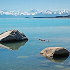 Aoraki Reflections by Andy  Christopherson