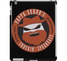 Angrybot: Pappa Servo's iPad Case/Skin