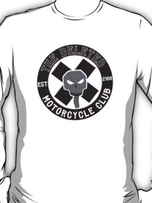 Angrybot: The Deleted Motorcycle Club T-Shirt