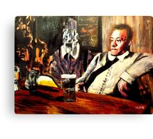 Drinks With Friends Canvas Print