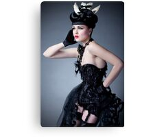 Viktoria Modesta - Bird Canvas Print