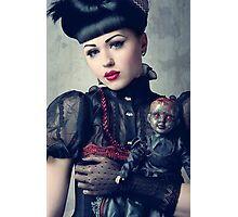 Viktoria Modesta - Dark Doll Photographic Print