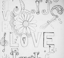 Doodles again.... by Magicat