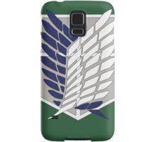 SNK SURVEY CORPS EMBLEM Samsung Galaxy Case/Skin