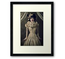New Year Doll II Framed Print