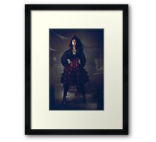 Queen Pirates Framed Print