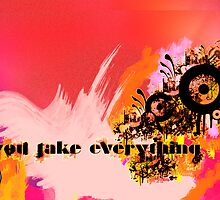 you take everything by regs