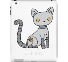 Angrybot: Prompt Cat iPad Case/Skin