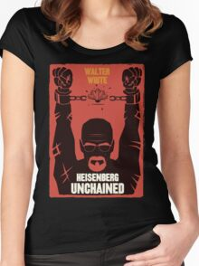 Heisenberg Unchained Women's Fitted Scoop T-Shirt