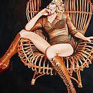 Madonna by Anne Wild