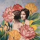 Twins II by Kanchan Mahon
