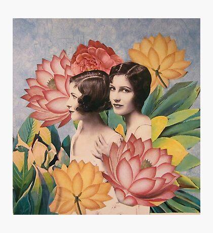 Twins II Photographic Print