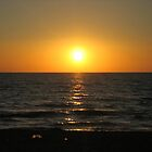 Durres sunset by vlora