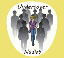 Undercover Nudist (Female) Kids Clothes