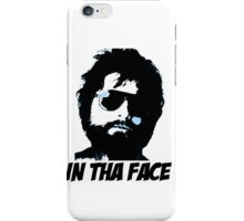 ALAN HANGOVER (IN THA FACE) iPhone Case/Skin