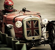 Austin Seven by Richard Sloman
