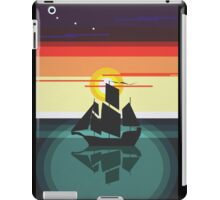 The Black Vector | Pirate Ship iPad Case/Skin